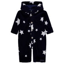 bellybutton Fleece-Overall - Sterne