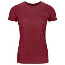 Ortovox - Women's 120 Tec Mountain T-Shirt - T-Shirt Gr L;M;S;XL;XS grün/grau;rot;blau