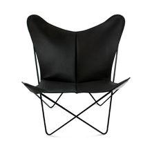 Ox Denmarq - Trifolium Sessel, schwarz / schwarz