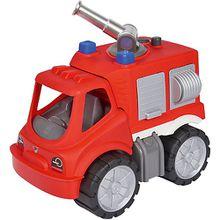 BIG-Power-Worker Feuerwehrlöschwagen rot