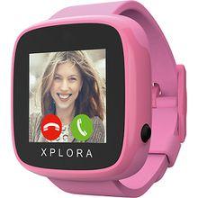 XPLORA GO Smartwatch Kids pink Mädchen Kinder