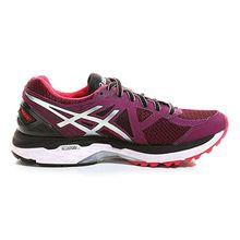 Asics Schuh GT-2000 4 G-TX 3393 PLUM/SIL Fitnessschuhe mehrfarbig Damen