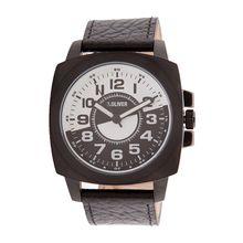 s.Oliver Armbanduhr SO-2370-LQ Armbanduhren dunkelbraun Herren