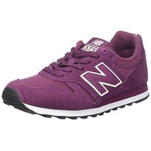 New Balance Damen Sneaker, Rot (Burgundy), 41.5 EU (8 UK)