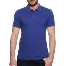 Milano Poloshirt in blau für Herren