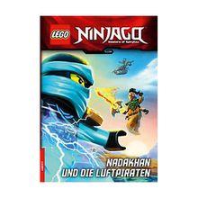 Buch - LEGO Ninjago: Nadakhan und die Luftpiraten