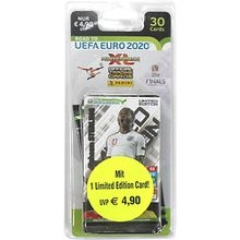 Road to EURO 2020  BLISTER mit 5 Booster Adrenalyn XL