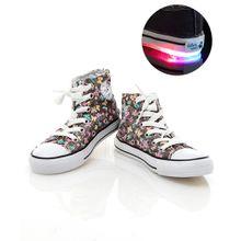 Max & Lilly Stellar world Blink-Sneaker high Schmetterling