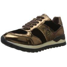 Bugatti Damen 422276015069 Sneaker, Braun (Dark Brown/Brown), 38 EU