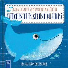 Buch - Welches Tier siehst du hier? Der Wal und seine Freunde