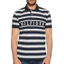 Tommy Hilfiger Poloshirt Regular in mehrfarbig für Herren