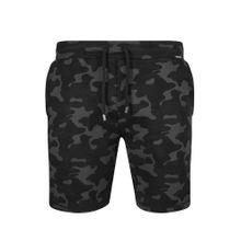 Skiny Jogginghose dunkelgrün / schwarz