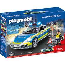 PLAYMOBIL 70067 Porsche 911 Carrera 4S Polizei