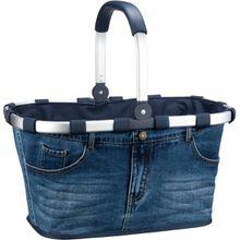 reisenthel Einkaufstasche carrybag jeans Jeans (22 Liter)