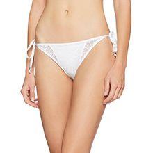 Pour Moi? Damen Bikinihose Puerto Rico Tie Side, Wei (White 20), 38