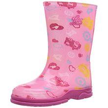Lico Splashy, Mädchen Kurzschaft Gummistiefel, Pink (pink), 31 EU (12.5 Kinder UK)