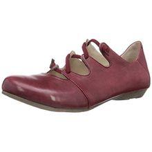 Josef Seibel Fiona 04, Damen Geschlossene Ballerinas, Rot (971 019 coral), 38 EU