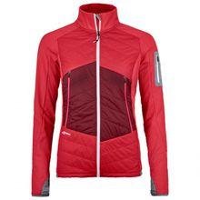 Ortovox - Women's Swisswool Piz Roseg Jacket - Wolljacke Gr S;XS blau/türkis
