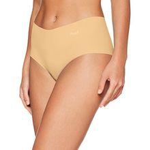 Sloggi Damen Panties Zero Mifib Short, Beige (Cognac (Sh) Sh), 85 D (Herstellergröße: S (36/38))