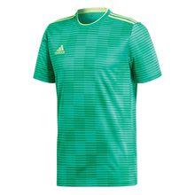 adidas Performance Figurbetontes Fußballtrikot Condivo 18 mit Climalite-Gewebe CF0687 T-Shirts dunkelgrün Herren