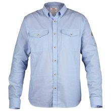 Fjällräven - Övik Chambray Shirt - Hemd Gr M;S grau