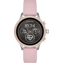 MICHAEL KORS ACCESS RUNWAY, MKT5055 Smartwatch (1.19 Zoll, Wear OS by Google)
