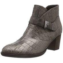 Gabor Shoes 32.882 Damen Kurzschaft Stiefel, Grau (Fango (Micro) 85), 39 EU