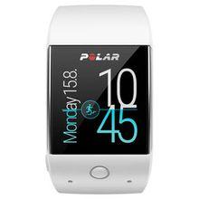 """Smartwatch """"M600 HR"""" white"""