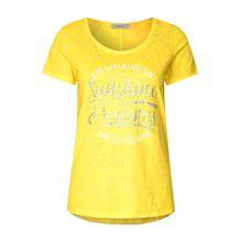 CECIL Shirt gelb