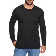 Benetton Pullover in schwarz für Herren
