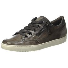 Paul Green Damen 4294361 Sneaker, Grau (Grey), 40.5 EU (9.5 US)