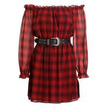 Guess Off-Shoulder-Kleid