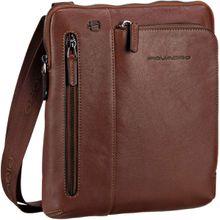 Piquadro Notebooktasche / Tablet Black Square 1816 Cuoio