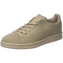 adidas Unisex-Erwachsene Stan Smith PK Sneaker, Braun (Clay Brown/Clay Brown/Clay Brown), 44 EU