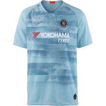 Nike Performance Fußballtrikot FC Chelsea 18/19 CL Trikots blau Herren