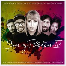 Audio CD »Various: Songpoeten Iv«
