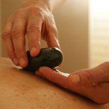 Hot Stone Massage in Stuttgart-Bad Cannstatt