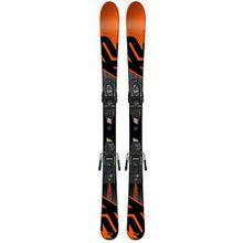 Ski-Set Indy Fastrak 7 schwarz