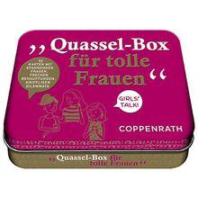 Quassel-Box tolle Frauen (Spiel)  Erwachsene