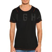 tigha T-Shirt in schwarz für Herren