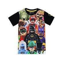 Lego Batman Jungen Batman T-Shirt 116 cm