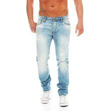 JACK & JONES - TIM ORIGINAL - GE957 - Slim Fit - Men / Herren Jeans Hose , Hosengröße:W28/L32