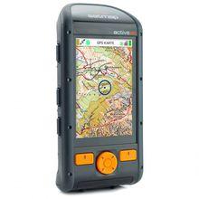 Satmap - Active 20 Alpenverein Edition 50K - GPS-Gerät schwarz/orange