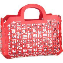 Liebeskind Berlin Handtasche 2D3D ShopperM Summer Red