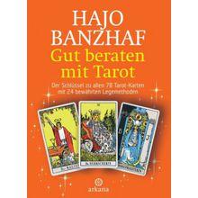 Buch - Gut beraten mit Tarot, mit 78 Rider/Waite-Tarotkarten