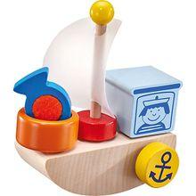 Boot, Klett-Stapelspielzeug, 6 Teile