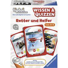 tiptoi® Wissen & Quizzen: Retter & Helfer (ohne Stift)