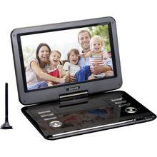 Denver Portabler DVD-Player »Portabler DVD-Player MT-1150T2H mit DVB-T2-Antenne«