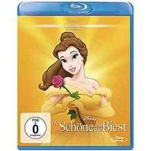 BLU-RAY Die Schöne und das Biest (Disney Classics) Hörbuch