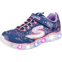 Sneakers low Blinkies GALAXY LIGHTS  blau Mädchen Kinder